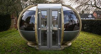 Medium Oval House