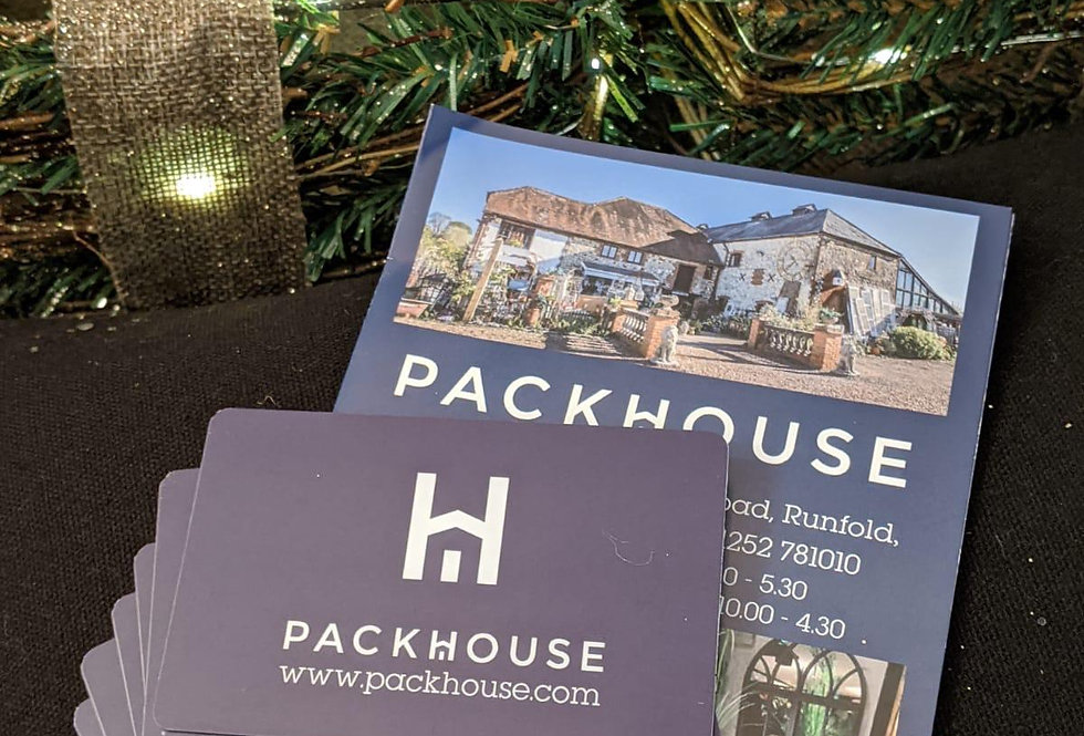Packhouse Gift Card