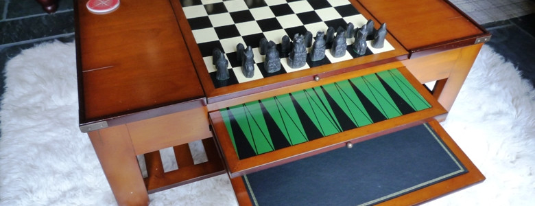 The Games Table