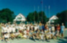 детский теннис в Геленджике
