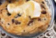 fresh scones, blueberry scone, lemon scone, poppyseed scone, cinnamon chip scone, cinnamon scone