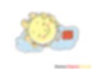 sommeil_dessins_gratuits_-_soleil_clipar