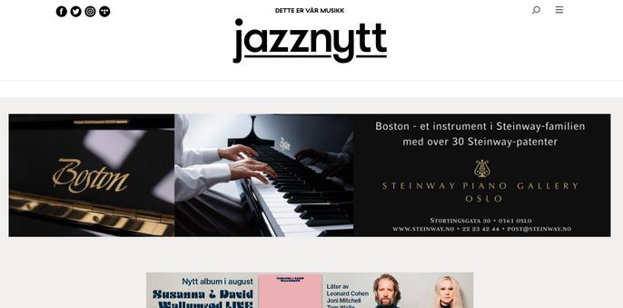 Jazz for alle-uke 40