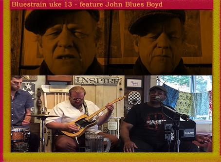 Bluestrain - Uke 13 - 2020