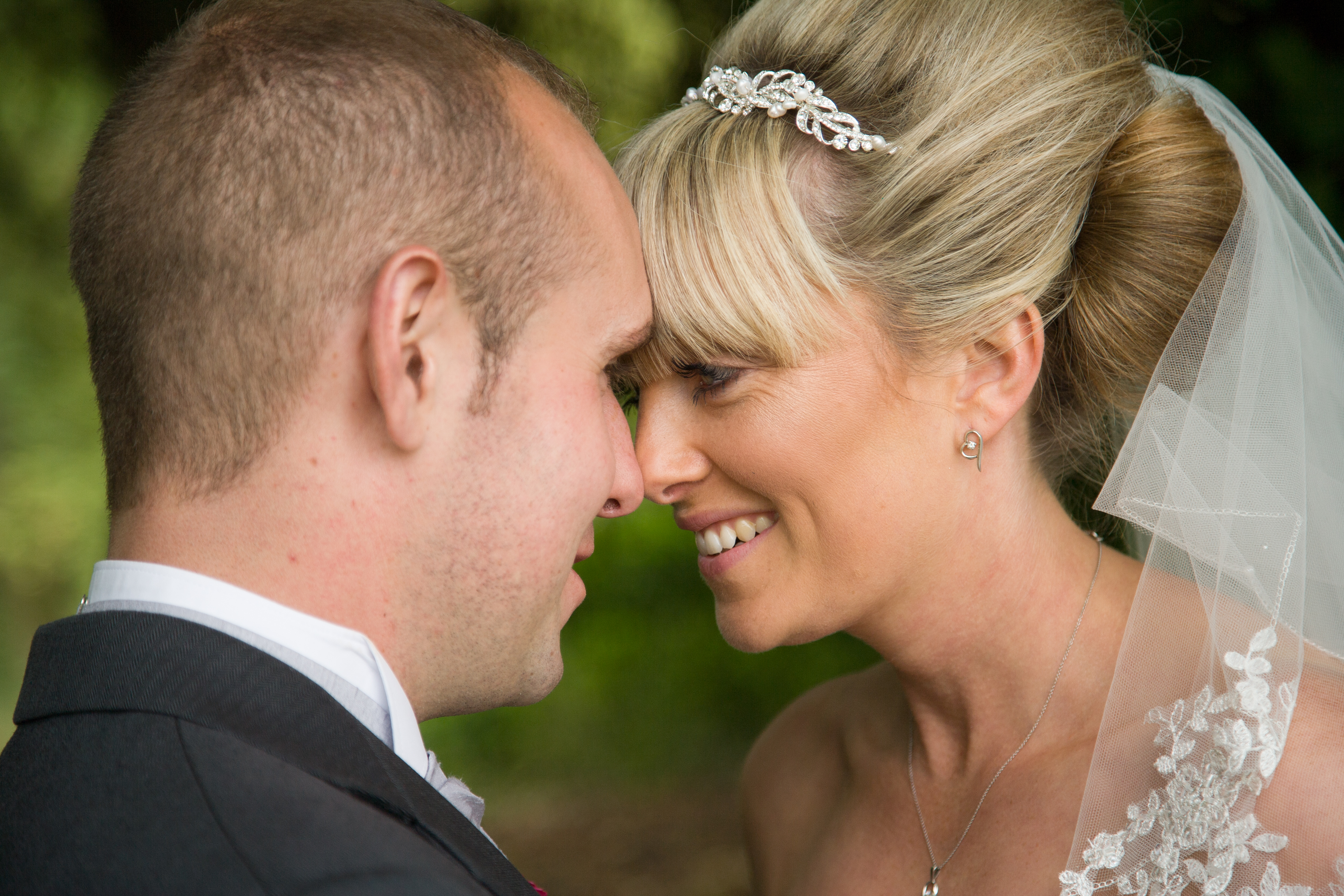 Wedding photography Hardwick Hall