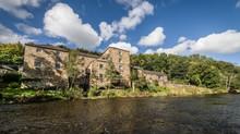 Stunning Old Mill, Felton- Property Photography Northumberland