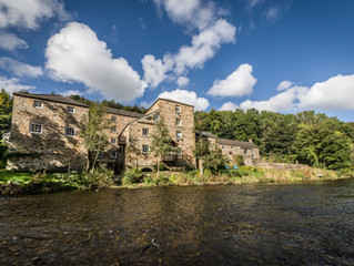Stunning Old Mill, Felton- Property Photography Northumberland