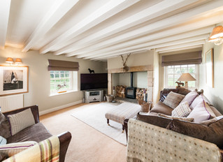 Property photography in Newton, Stocksfield- stunning home for sale