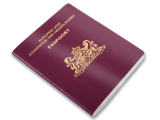 Dutch passport photographs, North East England