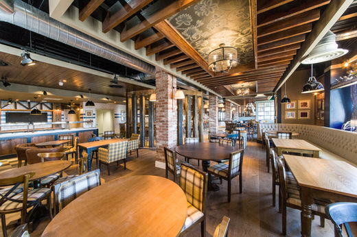 Commercial interiors photographer