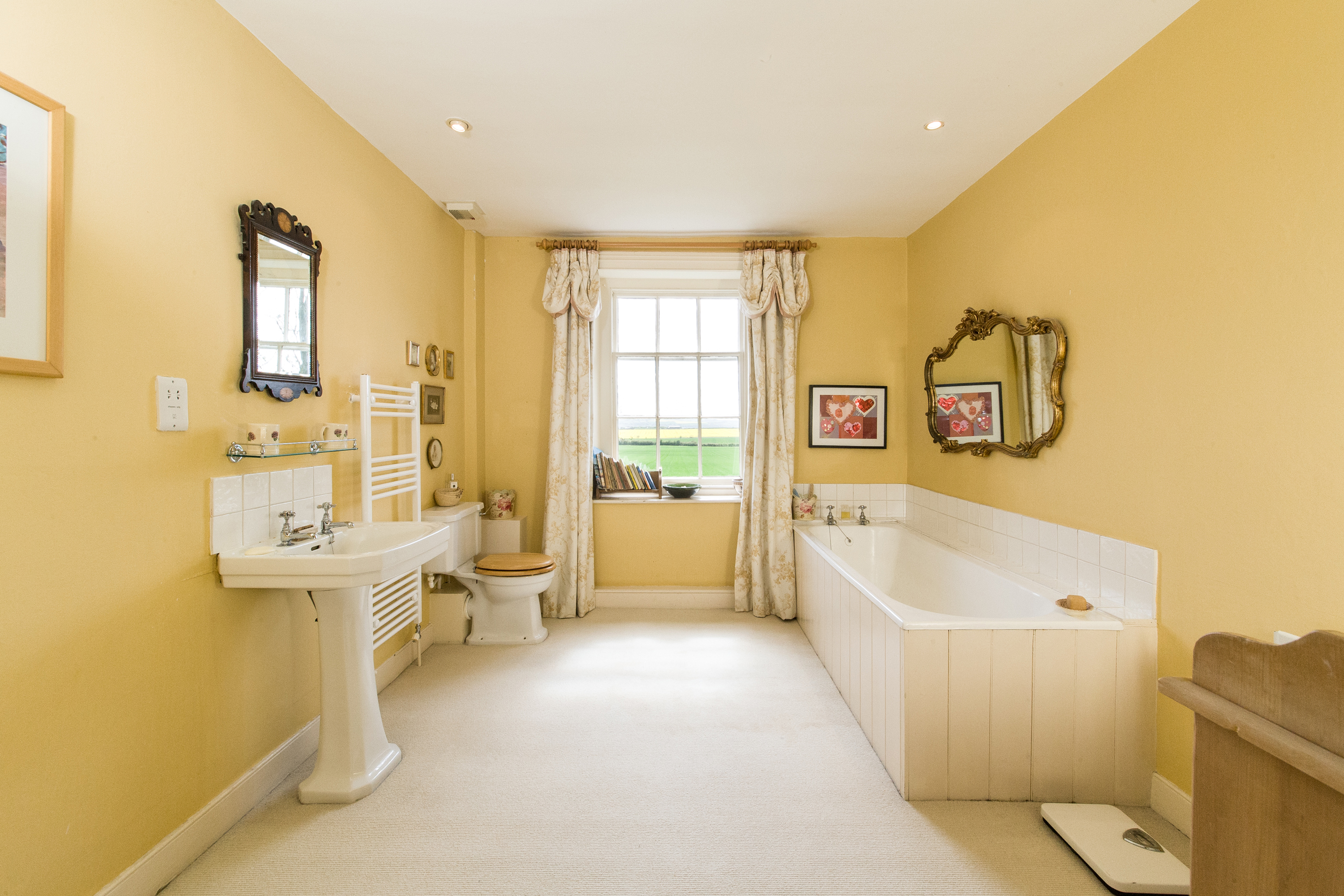Bathroom designer photography