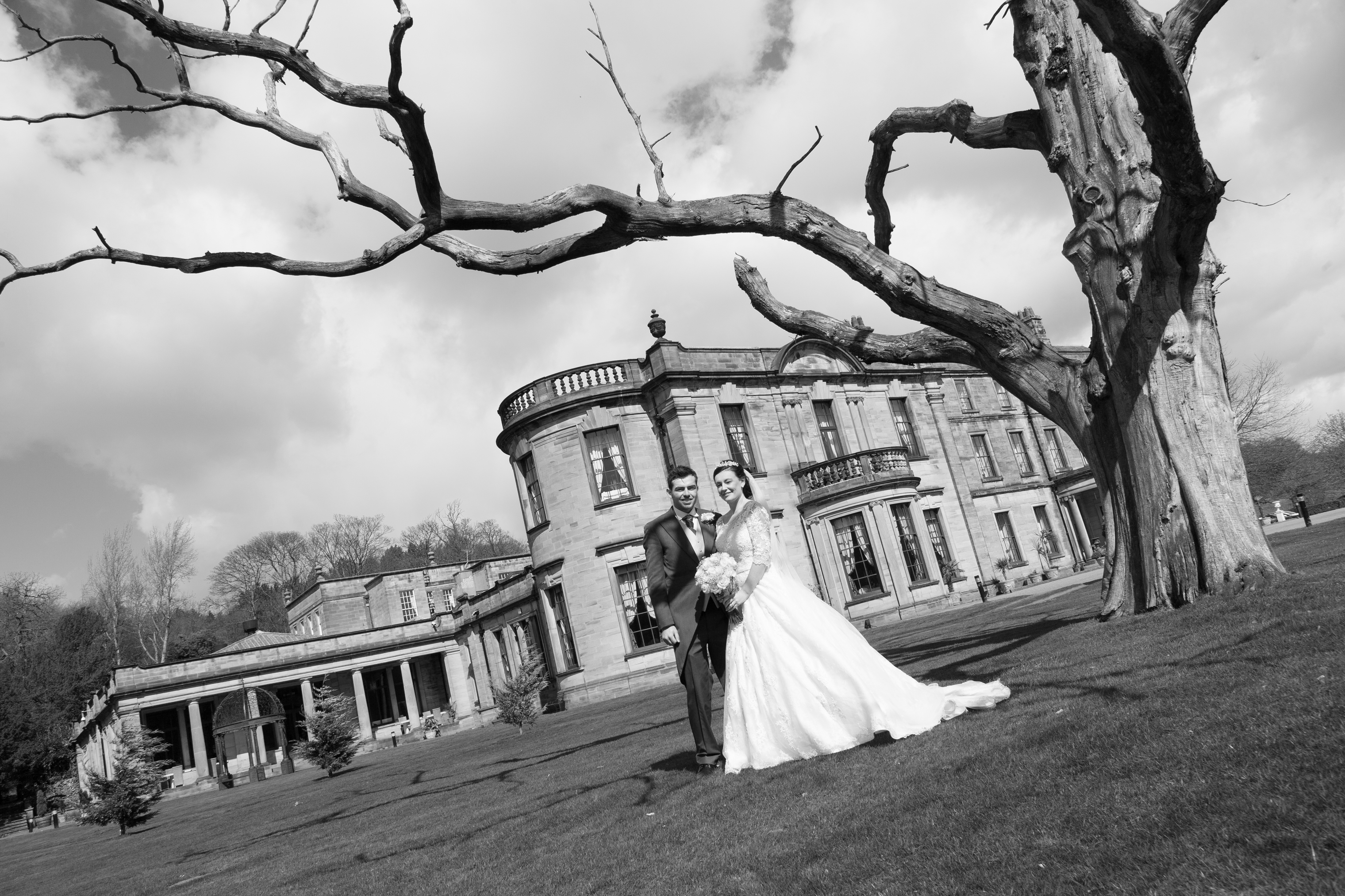 Beamish Hall weddings