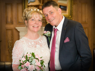 Renewing of vows, Derwent Manor