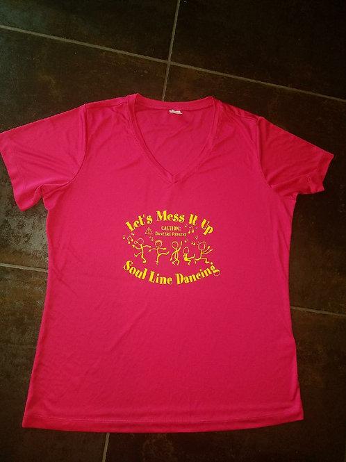 Pink LMIU T-Shirt