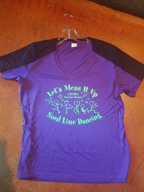 Purple LMIU T-Shirt