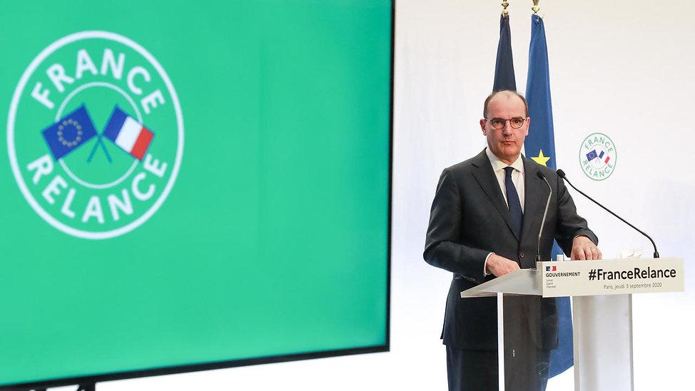 France Relance : décarbonation, compétitivité et cohésion