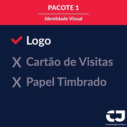 Pacote 1 - Identidade Visual