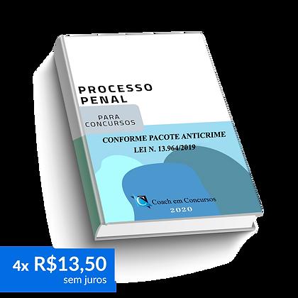 Direito Processual Penal para Concursos