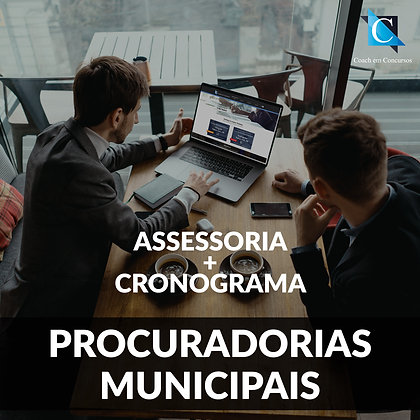 Excellence Training - Procuradorias Municipais - Plano Mensal