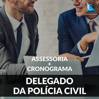 Excellence Training - Delegado da Polícia Civil - Plano Mensal