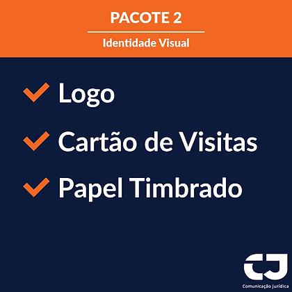 Pacote 2 - Identidade Visual