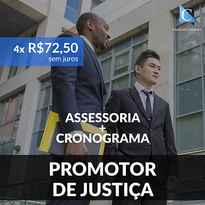 Excellence Training - Promotor de Justiça - Plano Mensal