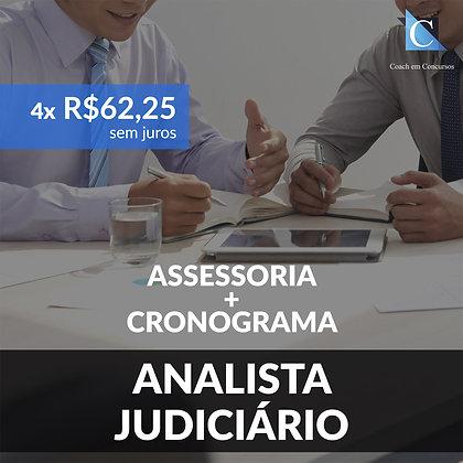 Excellence Training - Analista Judiciário - Plano Mensal
