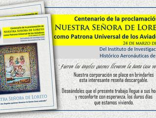 Especial Centenario de la proclamación de Nuestra Señora de Loreto