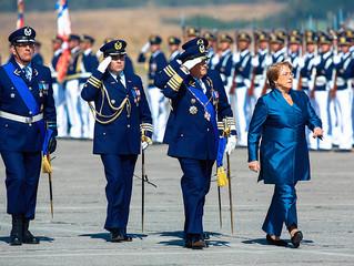 IIHACH en discurso de 86° Aniversario Fuerza Aérea de Chile