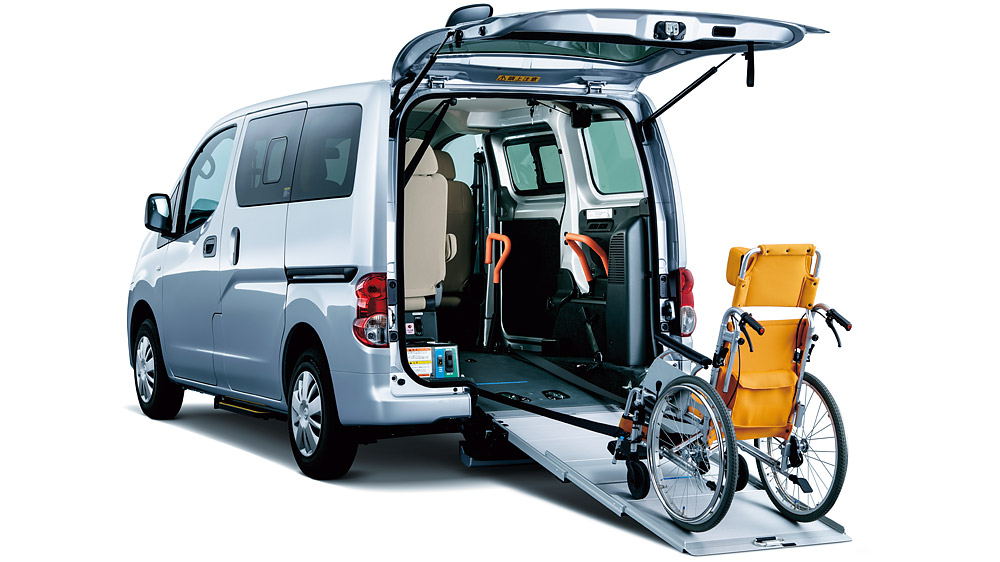 NV200 Welcab ( Single Wheelchair )