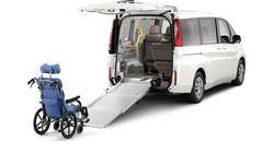 Stepwgn Welacb ( Single Wheelchair )