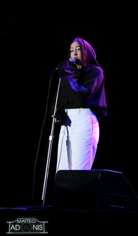 Noah Cyrus at Musikfest