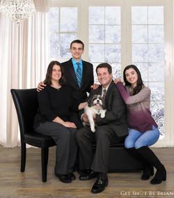 Paul Dilks' Family