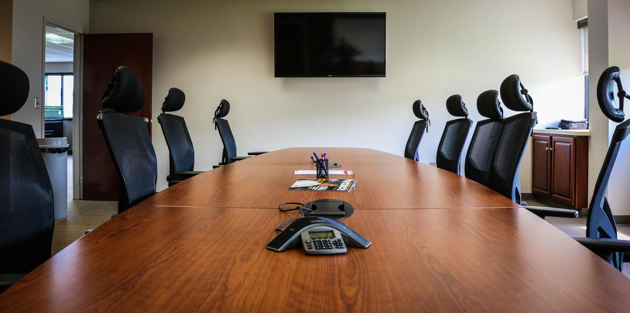 Incutate Meeting Room