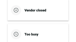 Order Flow: Decline Orders
