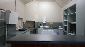 Upper Beaconsfield Community Hall Kitchen