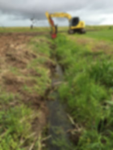Two Stage Ditch- Ditch Doctor Drainage Solutions