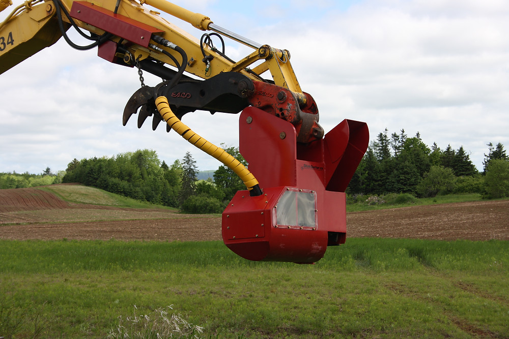Ditch Doctor Attachment- Two Stage Ditching