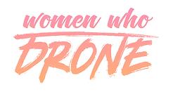 Women Who Drone logo