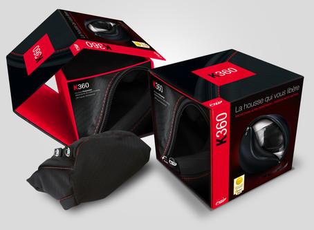 OZIP K360 : Innovation à destination des motards