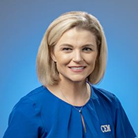 Dr. Candice Cashman CEM / Senior Development Chemist