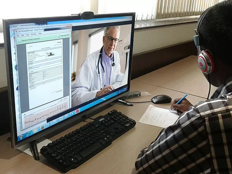 Typical Telehealth Encounter: Perspective of the Health Worker
