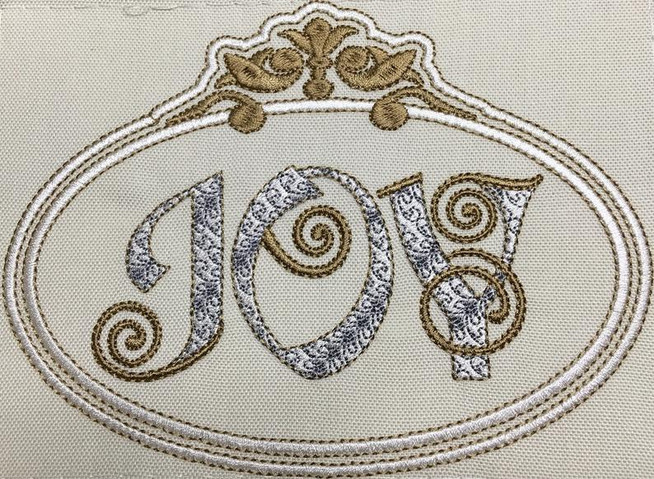 Gilded Joy Font