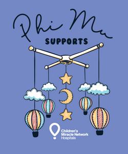 Phi Mu Philanthropy Design