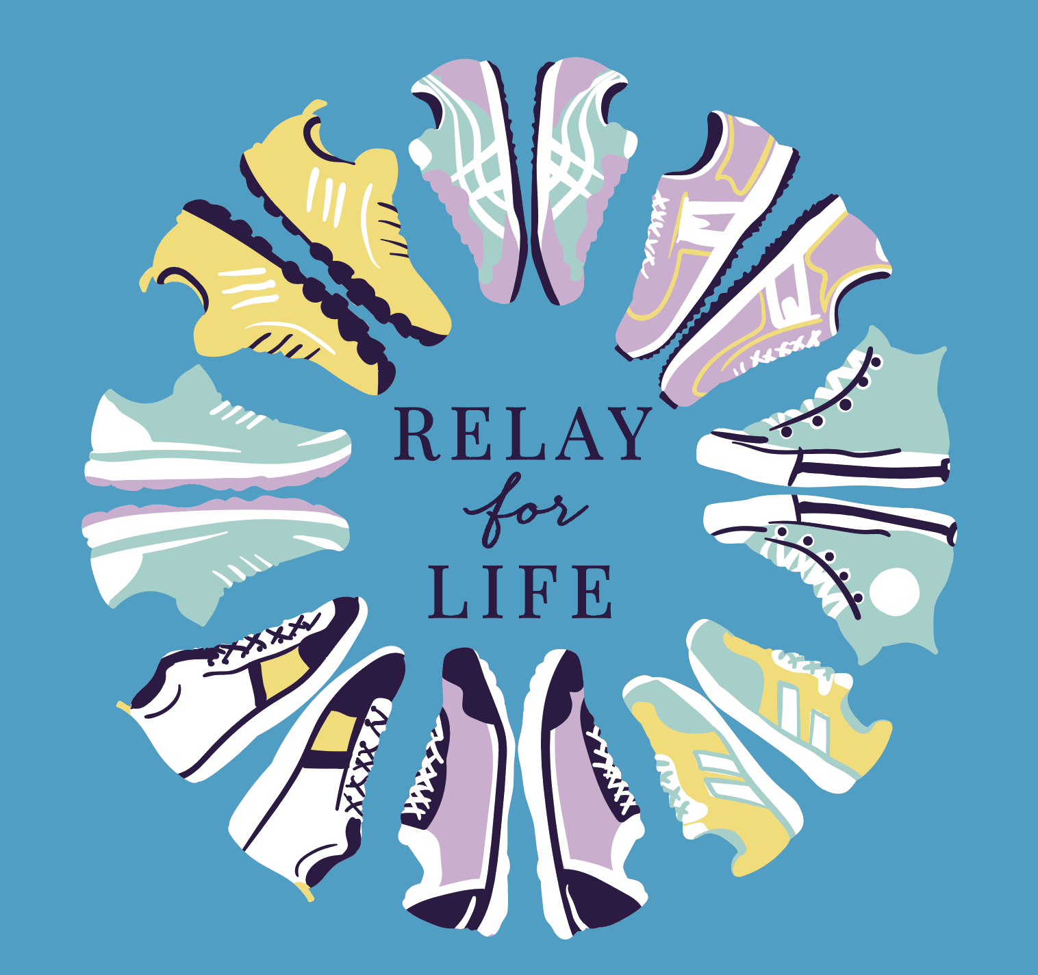 Relay for Life Design