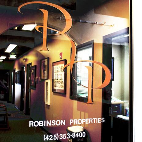Robinson Properties Logo