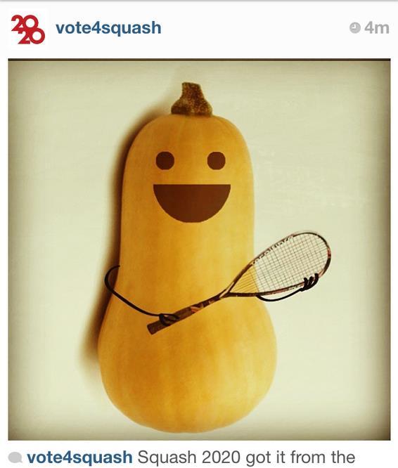 vote for squash