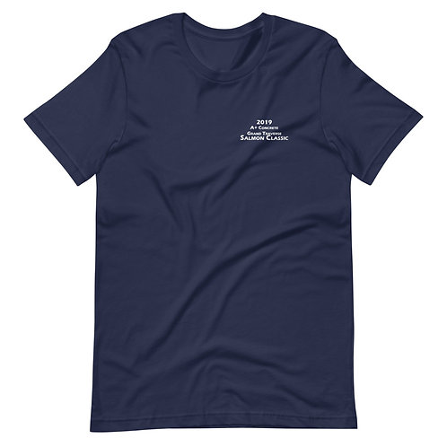 Official 2019 Grand Traverse Salmon Classic T-Shirt