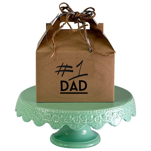 Father's Day 18 Cookie Box