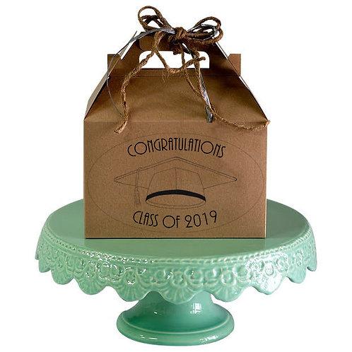 Graduation Celebration 18 Cookie Box